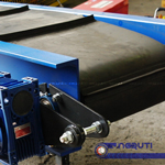 Cleated Magnetic Separator Belt